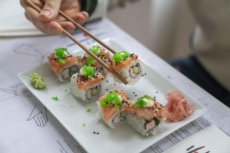 A sushi evés 4 aranyszabálya