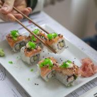 sushi étterem eger