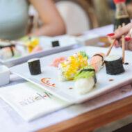 mr sushi eger